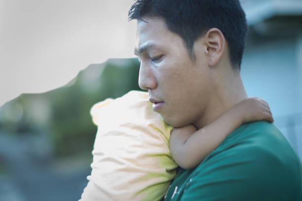 Depressione postpartum paterna - Erica Melandri psicologa e psicoterapeuta Roma