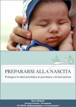 Prepararsi alla Nascita - Erica Melandri Psicologa Psicoterapeuta